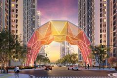 Vinhomes Grand Park tiếp tục gây sốt với căn hộ đậm chất Nhật Bản The Origami