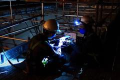 EPS ứng dụng thành công công nghệ Drone Inspection