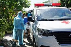 Bệnh nhân nghi nhiễm Covid-19 ở Đà Nẵng đang thở máy