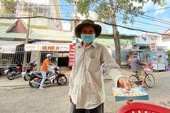Dịch COVID-19: Hỗ trợ người bán vé số nghèo, hoàn cảnh khó khăn