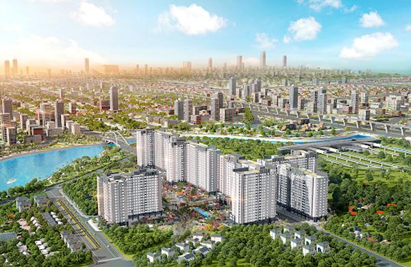 Tecco Garden - an cư trong không gian xanh giữa Hà Nội