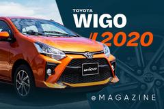 Toyota Wigo 2020 hiện thực hóa giấc mơ xe hơi của người Việt