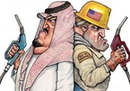 Mỹ chơi lại 'quân bài dầu mỏ' ở Iran và Venezuela