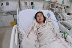 Căn bệnh lạ hành hạ thiếu phụ 20 tuổi