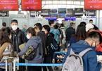 Hai khách nhập cảnh từ Trung Quốc về Hà Nội, dùng giấy tờ giả định bay đi TP HCM