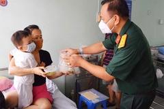 Bà Rịa-Vũng Tàu: Bộ CHQS chung tay vì người nghèo trong đại dịch Covid
