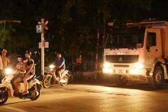 Bốn cán bộ thanh tra giao thông Hà Nội hầu tòa vì nhận hối lộ