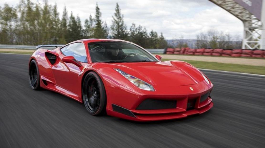 Những mẫu siêu xe nhanh nhất của Lamborghini và Ferrari