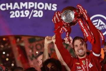 Jordan Henderdon chiến thắng Cầu thủ hay nhất Ngoại hạng Anh