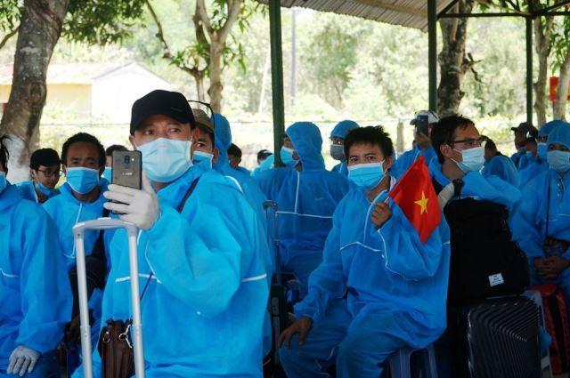 Quảng Ngãi: Cách ly 269 người trở về từ các nước có dịch Covid-19