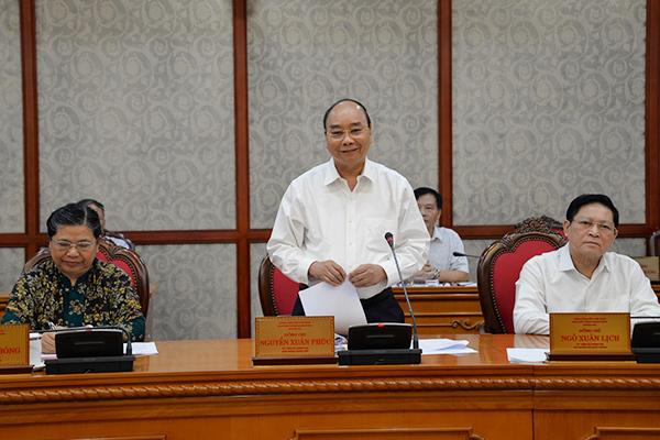 Bộ Chính trị cho ý kiến phương án nhân sự chuẩn bị Đại hội Đảng một số tỉnh