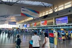 Hai chuyến bay đưa du khách mắc kẹt rời Đà Nẵng
