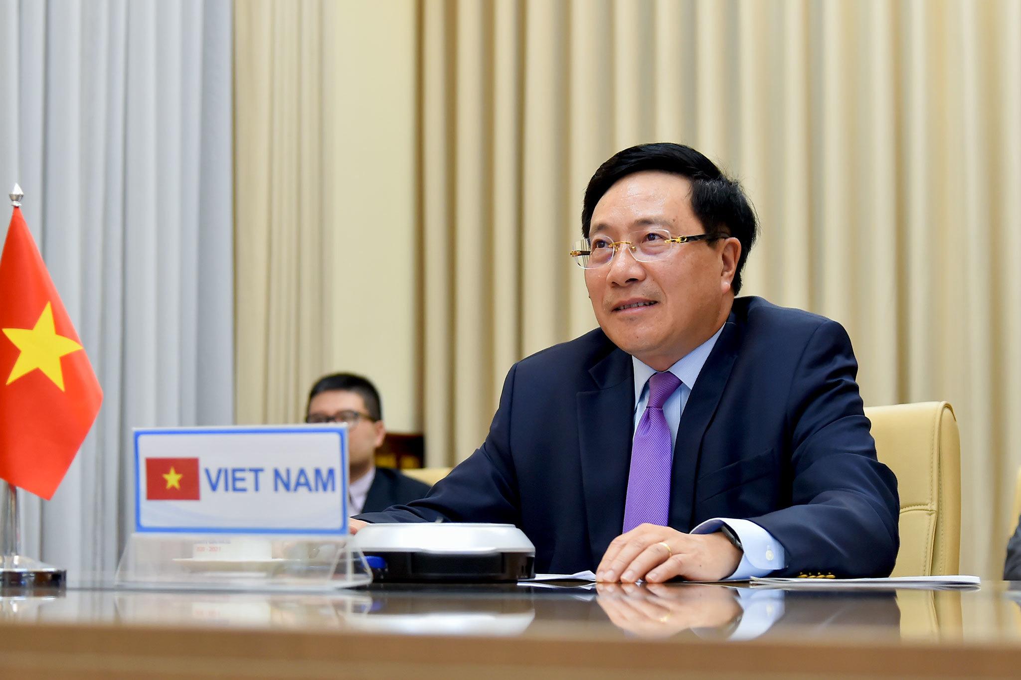 Việt Nam nghiêm túc thực hiện các cam kết ứng phó biến đổi khí hậu