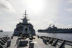Australia tuyên bố các yêu sách Biển Đông của Trung Quốc là bất hợp pháp