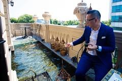 Đại gia Hà thành chi 10 tỷ sở hữu đàn cá Koi quy tụ toàn siêu phẩm', có con 120 triệu