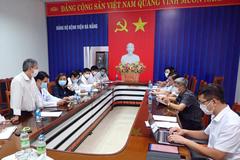 Thứ trưởng Y tế giải thích ca Đà Nẵng 3 lần dương tính nCoV vẫn chưa công bố
