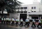 Trung Quốc lệnh đóng cửa, lãnh sự quán Mỹ siết chặt an ninh