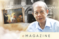 Ký ức 'nằm gai nếm mật' của con trai ông Dương Quảng Hàm ở Hỏa Lò