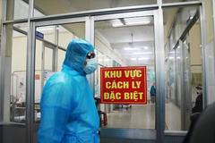 Bé 5 tuổi về từ Nga là bệnh nhân 417 nhiễm Covid-19