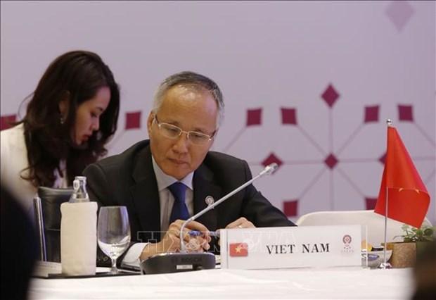APEC trade ministers convene virtual meeting on COVID-19