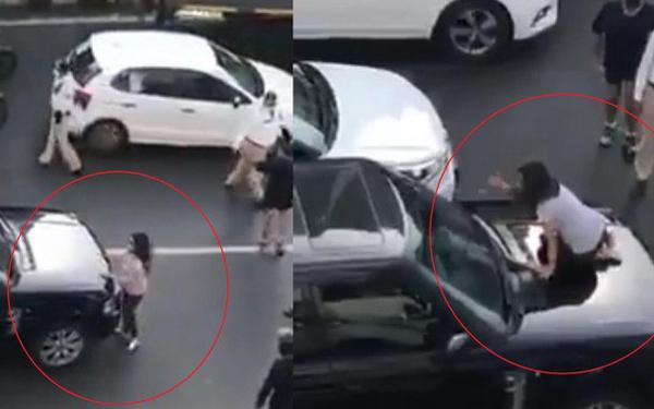 Gấu sàm sỡ nữ du khách, hành động tên cướp gây sửng sốt MXH tuần qua