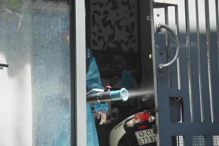 Bệnh nhân thứ 418 nhiễm Covid-19 ở Đà Nẵng ho, sốt trước khi nhập viện