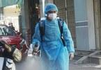 Gõ cửa từng nhà, khử khuẩn ngõ ngách nơi bệnh nhân số 418 ở Đà Nẵng