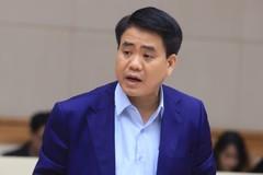 Chủ tịch Hà Nội Nguyễn Đức Chung chỉ đạo khẩn chống dịch Covid-19