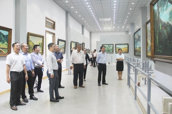 An art private museum expected to be established to attract visitors to HCMC
