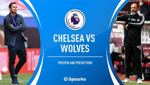 Trực tiếp Chelsea vs Wolves: Cờ trong tay Lampard