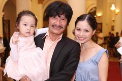 Tổ ấm của NSƯT Công Ninh với vợ kém 22 tuổi