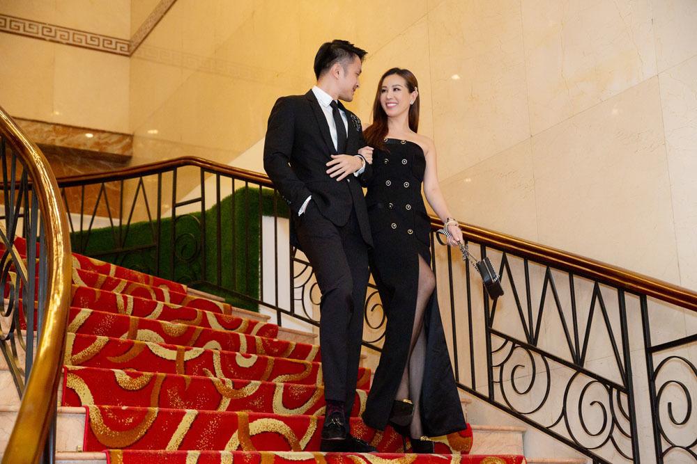 Hoa hậu Thu Hoài tiết lộ cuộc sống hạnh phúc bên người yêu