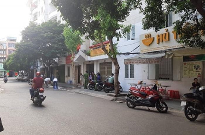 Người đàn ông nhảy lầu 6 chung cư ở Sài Gòn tự tự