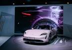 Ra mắt xe điện Porsche Taycan RWD 2020 phiên bản hồng nữ tính