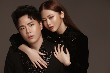 Trịnh Thăng Bình tái hợp tình cũ Liz Kim Cương trong MV mới