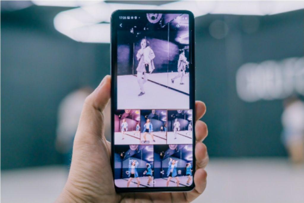 Cách chụp một chạm trên Galaxy A51/A71 để có những bức ảnh 'siêu chất'
