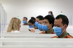 Hanoi tightens foreign entry as community coronavirus infections found
