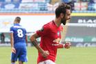 Thổi bay Leicester, MU cán đích tốp 3 Ngoại hạng Anh