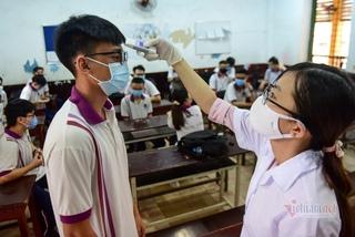 Đà Nẵng rà soát sức khỏe gần 11.000 thí sinh dự thi tốt nghiệp THPT