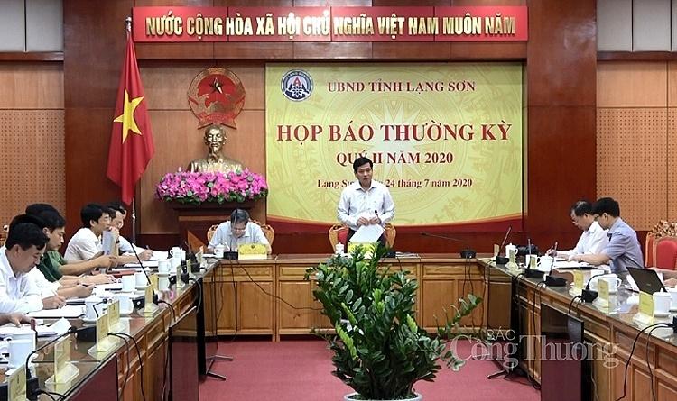 Vượt qua đại dịch Covid 19, Lạng Sơn tăng trưởng kinh tế 0,47%