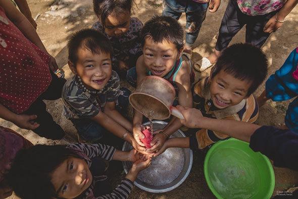 Rửa tay với xà phòng: Tránh 3 dịch bệnh nguy cơ bùng phát
