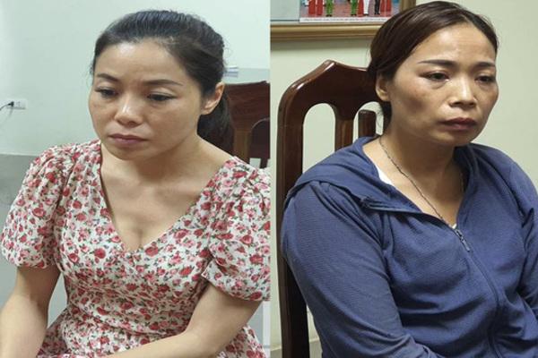 Bắt 2 nữ phóng viên liên quan vụ cưỡng đoạt 210 triệu đồng của doanh nghiệp