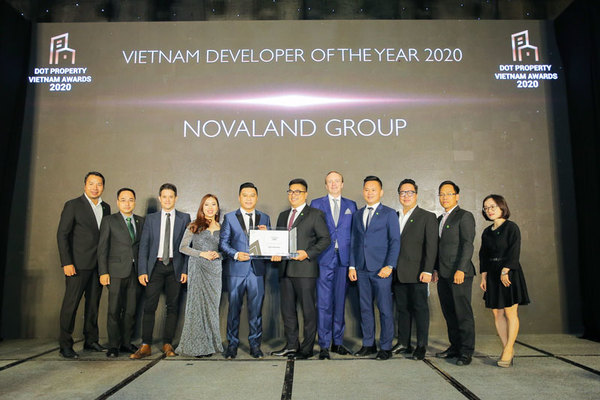 Dot Property Vietnam Awards 2020: vinh danh sự sáng tạo trong ngành BĐS