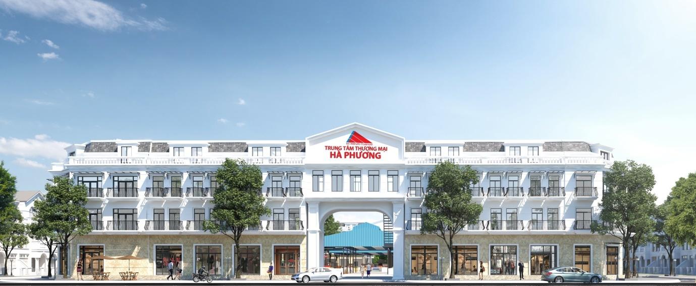 Trung tâm thương mại Hà Phương- 'viên kim cương' tỏa sáng