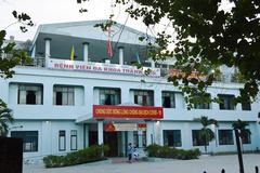 Bệnh viện từng điều trị bệnh nhân 419 ở Quảng Ngãi tạm thời đóng cửa