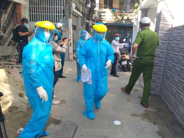 12 more people suspected of having covid-19 in Danang