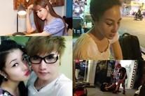 Loạt mỹ nhân Việt bị bạn trai mạnh tay đánh 'không trượt phát nào'