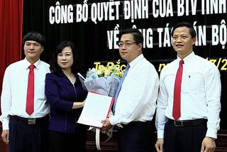 Ông Nguyễn Nhân Chinh làm PGĐ Sở LĐTB&XH tỉnh Bắc Ninh