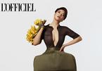 Ảnh ấn tượng Trương Ngọc Ánh trên tạp chí thời trang quốc tế