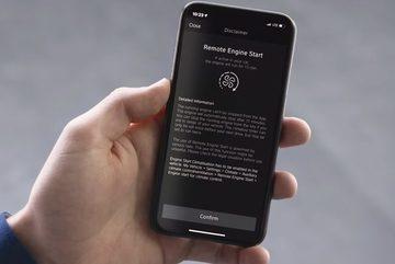 BMW phát triển tính năng khởi động xe từ xa bằng điện thoại
